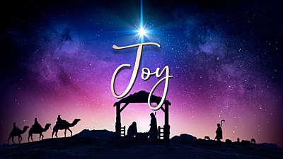 Christmas Night Nativity Joy