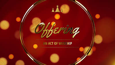 Christmas Offering Loop Vol 6