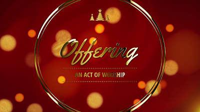 Christmas Offering Loop Vol 6