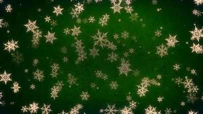 Christmas Snowflakes 11