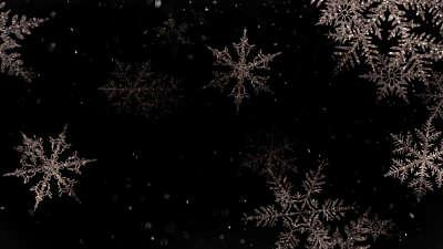 Christmas Snowflakes 13
