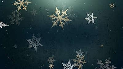 Christmas Snowflakes 3