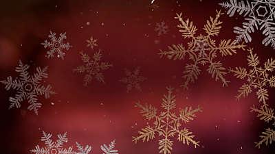 Christmas Snowflakes 5