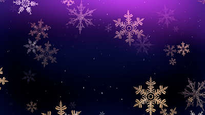 Christmas Snowflakes 6