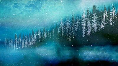 Christmas Woods 3