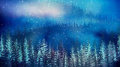 Christmas Woods 8