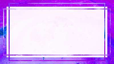 Color Frame Purple