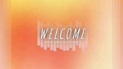 Color Vert Welcome