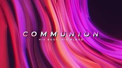 Color Waves Communion
