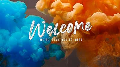 Colorsplash Welcome