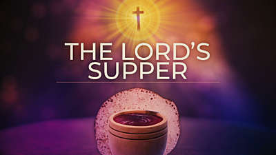 Communion Lords Supper Loop Vol2