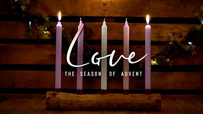 Country Advent Love