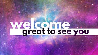 Deep Space Welcome