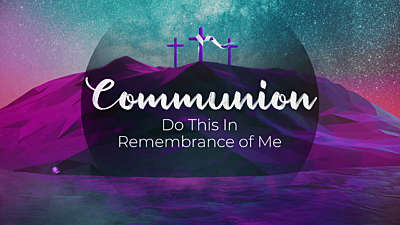 Easter Communion Loop Vol 11