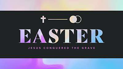 Easter Foil Easter