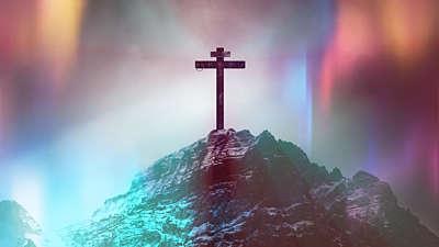 Easter Journey Cross 07