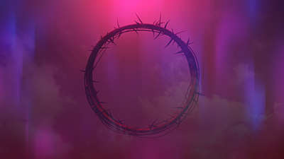 Easter Journey Crown Of Thorns 04