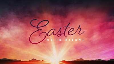 Easter Morning Easter
