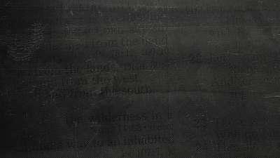 Faded Text Dark