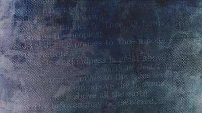 Faded Text Light Alt