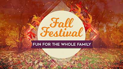 Fall Festival Loop Volume 2