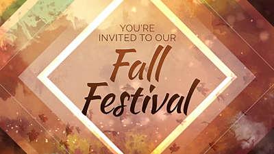 Fall Festival Loop Vol 5