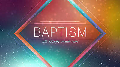 Fall Light Baptism