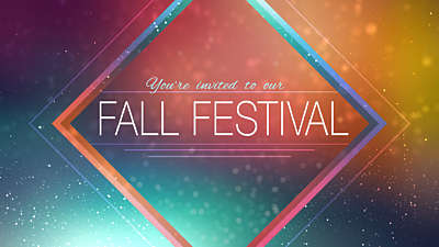 Fall Light Fall Festival