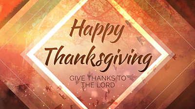 Fall Thanksgiving Loop Vol 5