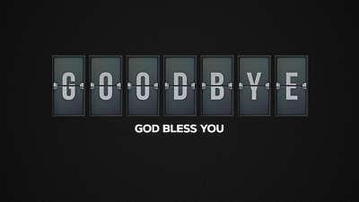 Flipboard Goodbye