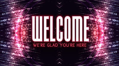 Frontier Welcome