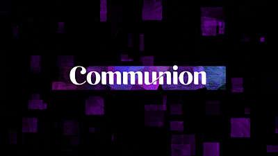 Geo Paint Communion