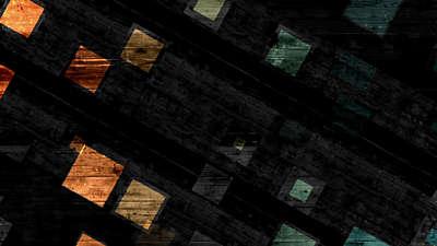 Geometric Wood 04