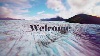 Glacial Shift Welcome