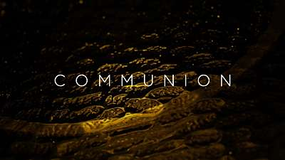 Glass Surface Communion