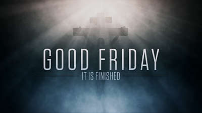 Good Friday Mist Title