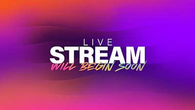 Gradience Live Stream Will Begin Soon