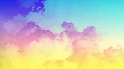 Gradient Clouds 21