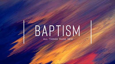 Graphite Baptism