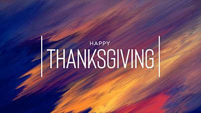 Graphite Thanksgiving