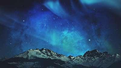 Heavenly Lights Celestial