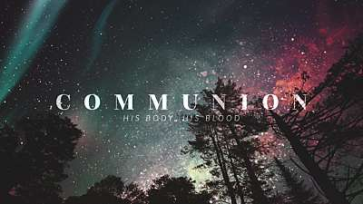 Heavenly Lights Communion