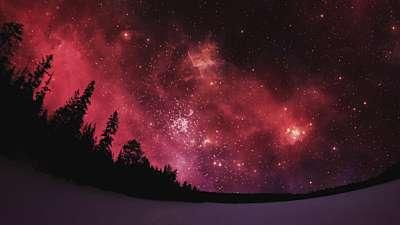 Heavenly Lights Flame Stars