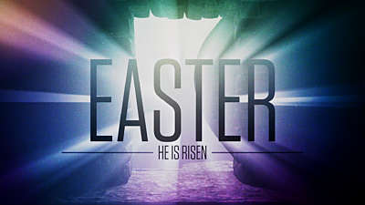 He's Alive Easter