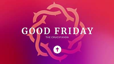 Holy Week Icons Good Friday