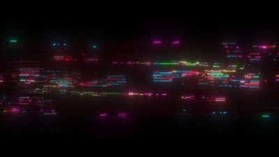 LED Glitch 02