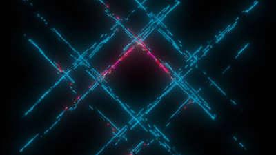 LED Glitch 06