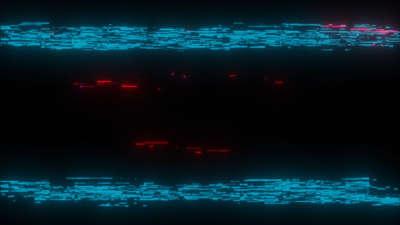 LED Glitch 09