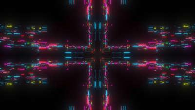 LED Glitch 11