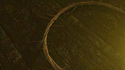 Last Words Of Christ: Crown Of Thorns